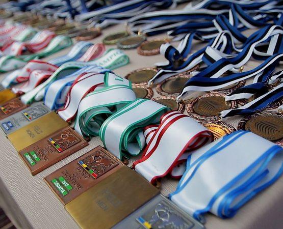 Arbaletininku medaliai